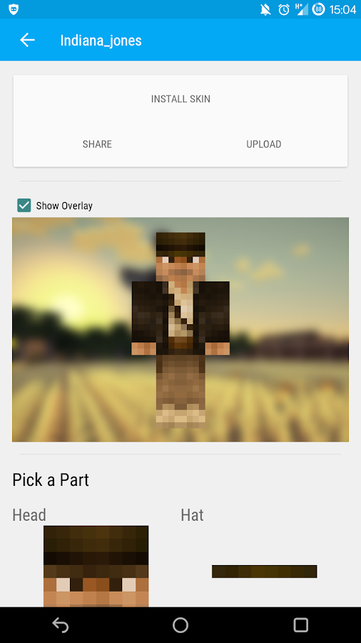 Skin Editor For Minecraft PE Apps On Google Play - Skin para minecraft android y pc