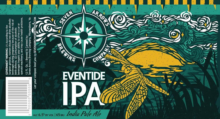 Logo of Seven Arrows Eventide IPA