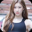 Chaeryeong ITZY Wallpaper Kpop HD icon