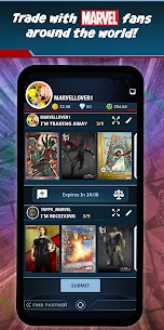 MARVEL Collect! by Topps® Card Trader App Latest Version Download For Android and iPhone 3