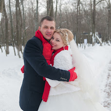 Wedding photographer Aleksandr Lushkin (asus109). Photo of 24.01.2018