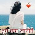 New Hindi Shayari, DP, Photo - तुम क्या जानोगे apk