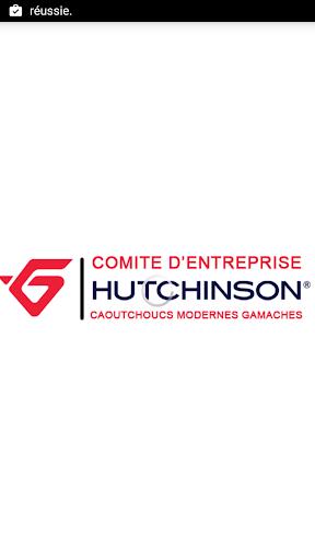 CE Hutchinson Caoutchoucs