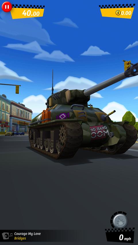 Crazy Taxi™ City Rush screenshot #8