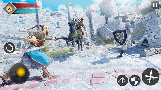 Ertuu011frul Gazi Game 2020:Real Mount & Blade Fight 1.0.7 screenshots 4