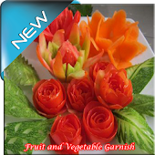 Fruit and Vegetable Garnish