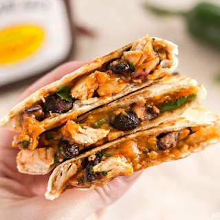 Ultimate BBQ Chicken Quesadillas Recipe