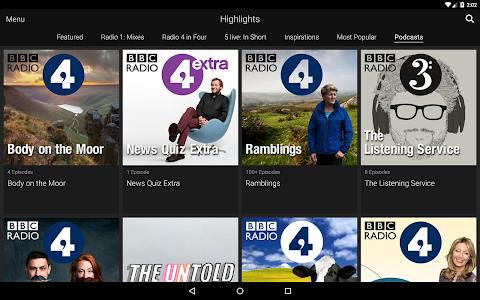 BBC iPlayer Radio v2.10.0.7692