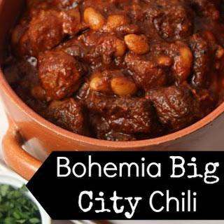 Bohemia Big City Chili.