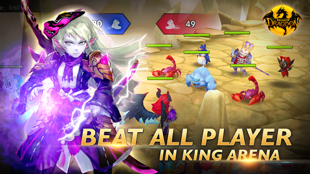 Tales of Dragoon apk screenshot