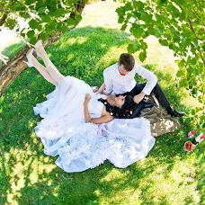 Wedding photographer Aleksandr Uruskin (Pritok41). Photo of 04.08.2014