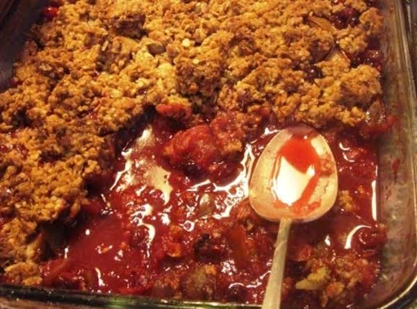 Apple Cranberry Bake Recipe