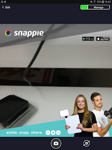 Snappie 2.0- screenshot thumbnail