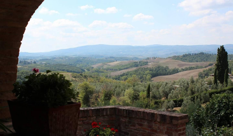Villa avec jardin Certaldo