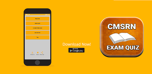 CMSRN Quiz EXAM 2018 Ed – Apps bei Google Play