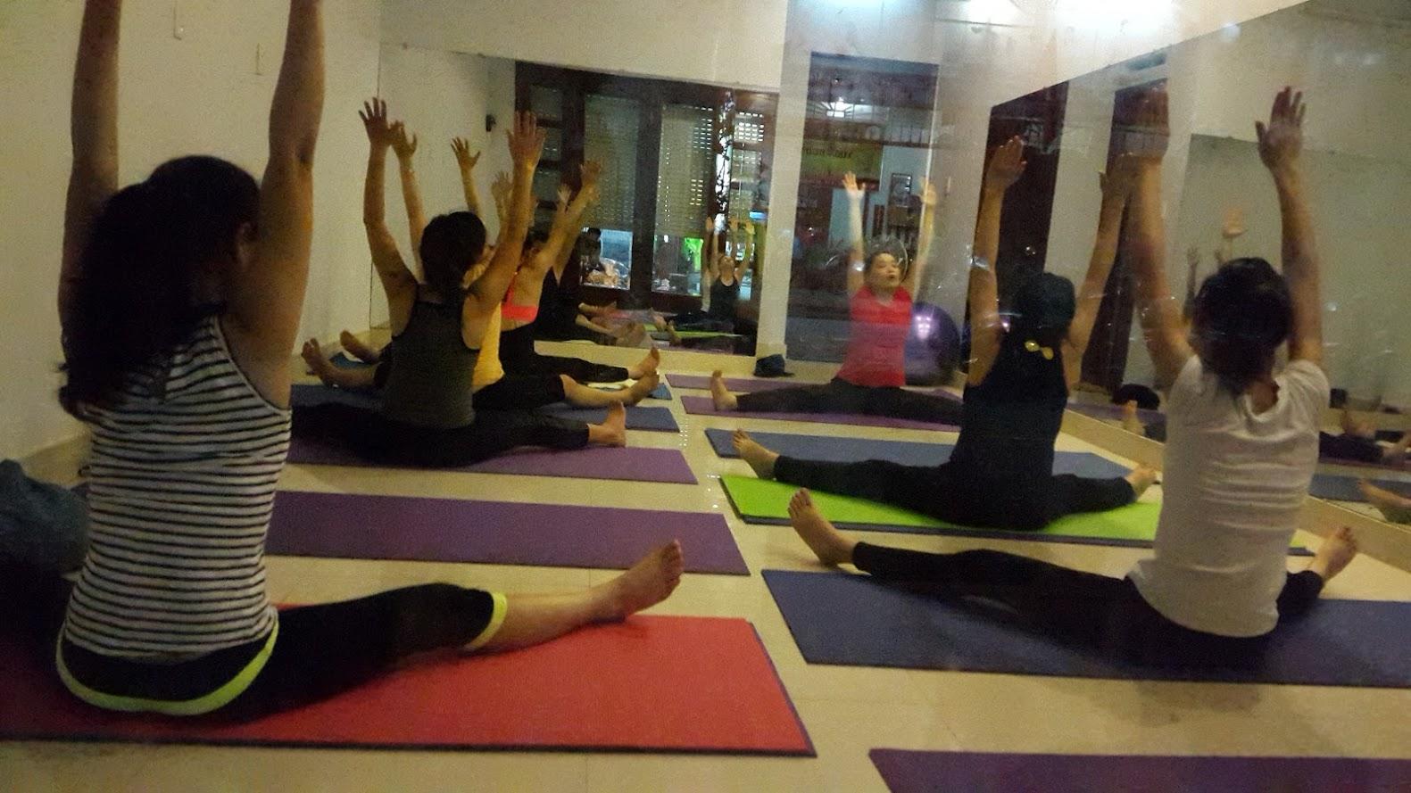 Lớp Học Yoga cho bà bầu ở Tp HCM