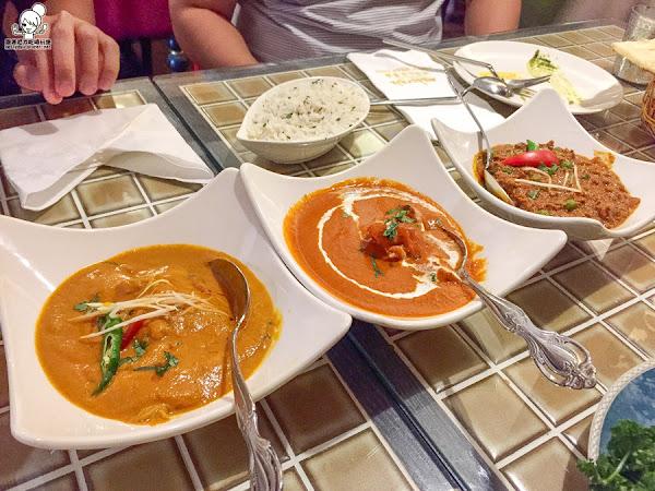 不虧是知名的瑪哈印度餐廳,好吃道地獨特滋味,印拉印拉!