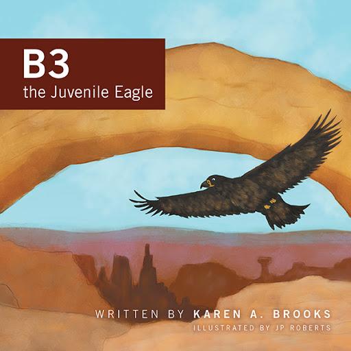 B3 the Juvenile Eagle cover