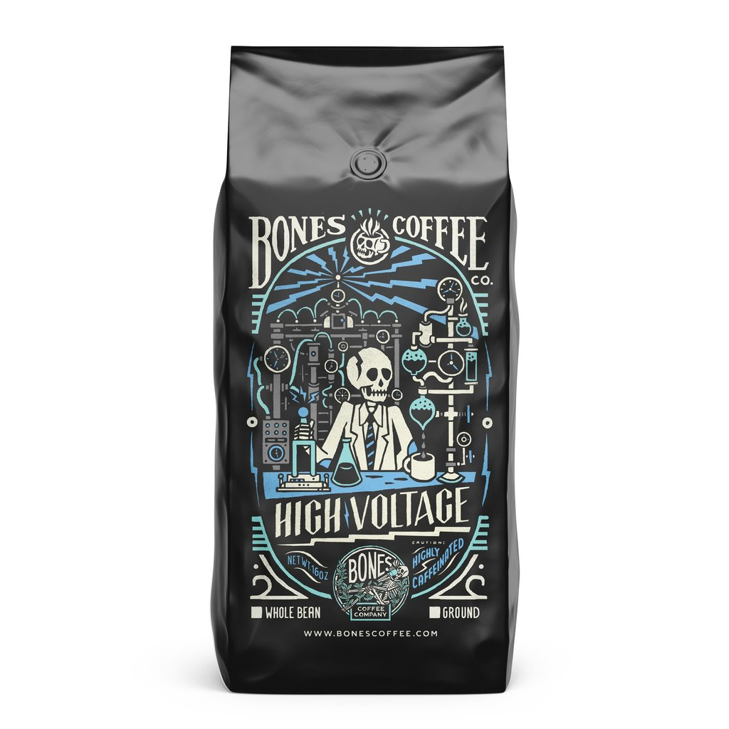 STRONGEST COFFEE BRANDS ONLINE BONES COFFEE