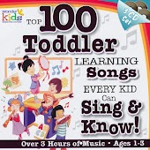 100 Toddler Learning Songs