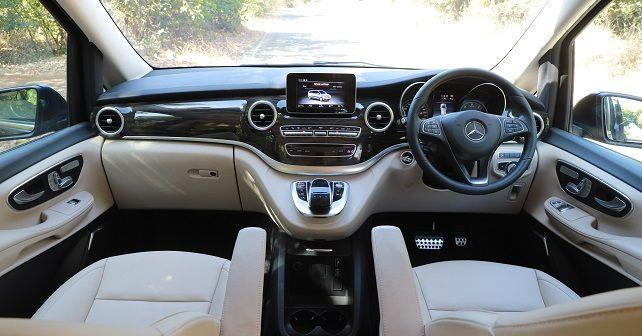 Mercedes-Benz V-Class Review, Mercedes-Benz