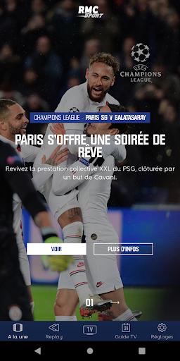 RMC Sport 7.0.3 screenshots 2