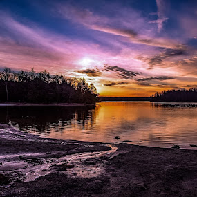 Lake Jean by Diane Ljungquist - Landscapes Sunsets & Sunrises (  )
