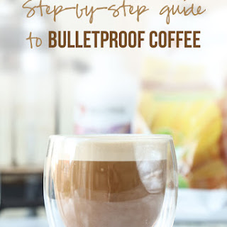 Guide to Bulletproof Coffee & Giveaway