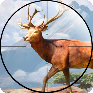 Sniper Shooter: Animal Hunting