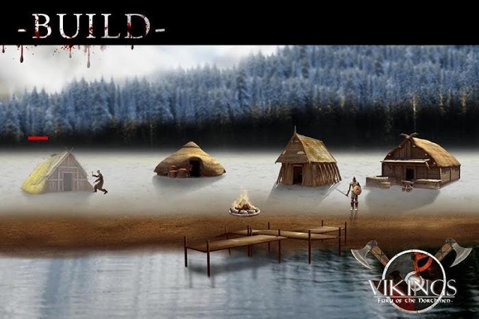 Vikings Fury of the Northmen v1.8 (2016) Full APK Games 3