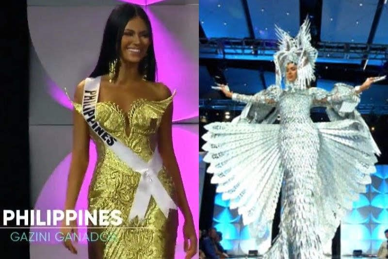 Philippines Best National Costume Awards at the Miss Universe Pageant