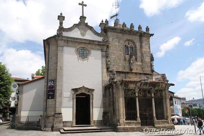 Капелла Коимбраш, Брага, Португалия