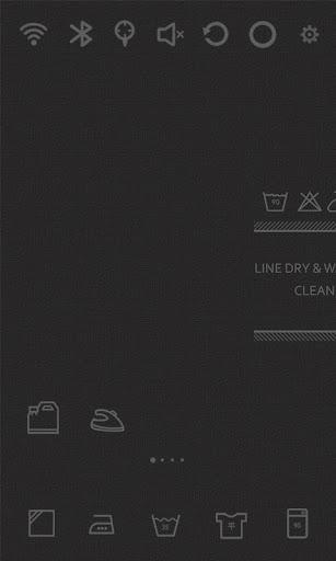 Washing Life Chestnut Theme