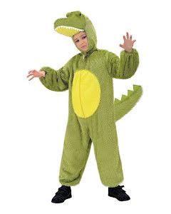 Barndräkt, Krokodil