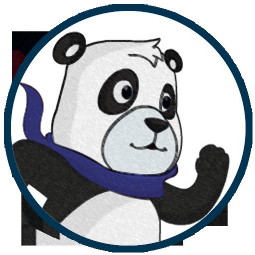 熊猫亚军 冒險 LOGO-玩APPs