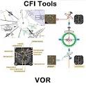 CFI Tools VOR icon