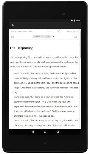免費下載書籍APP|NIV Bible Offline and Audio app開箱文|APP開箱王