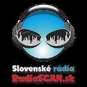 Slovenské rádia RadioSCAN free