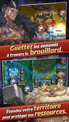 Télécharger Gratuit Castle Burn - Jeu de STR Révolutionnaire  APK MOD (Astuce) screenshots 4