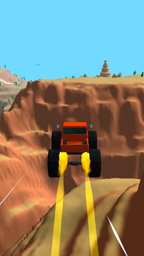 Crash Delivery! Destruction & smashing flying car!  screenshots 4