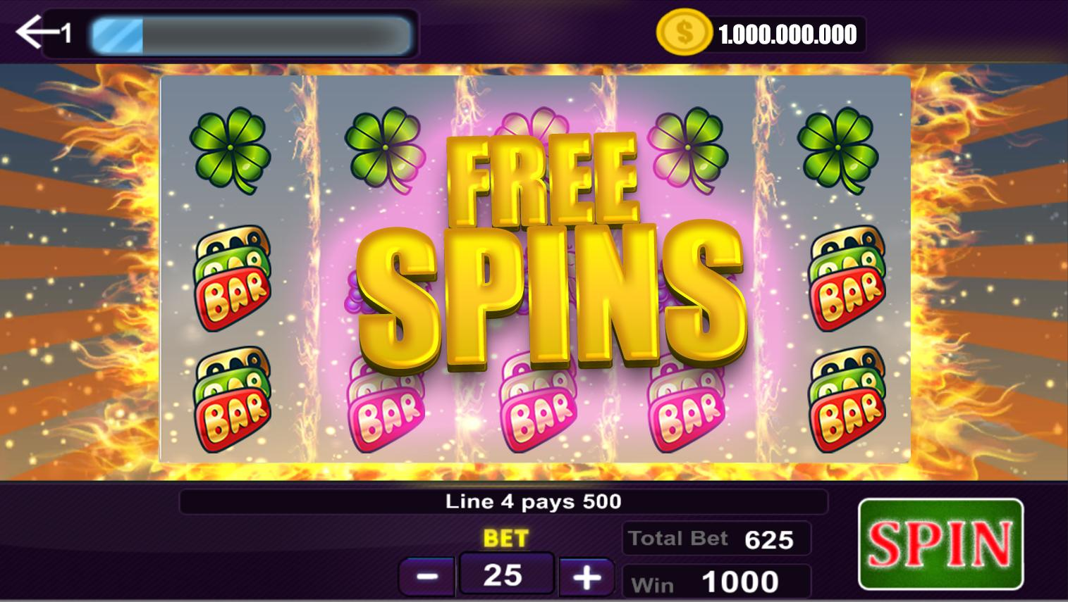 play free spin slot machine