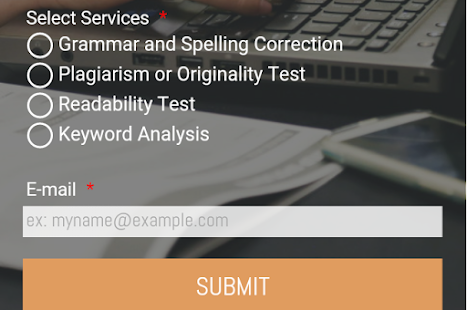 Essay originality test