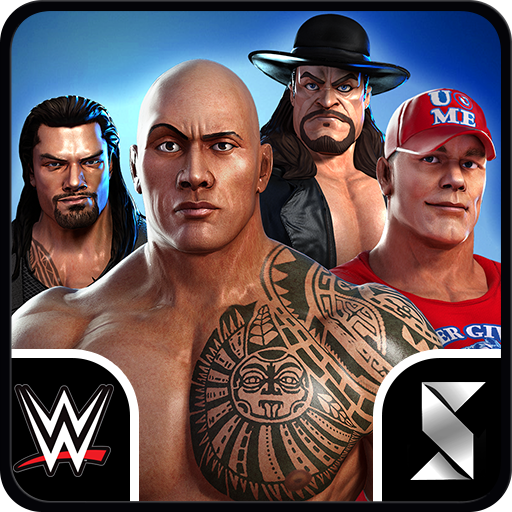 WWE: Champions Icons