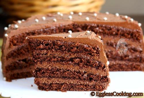 Unsweetened chocolate cake recipes
