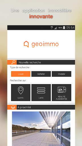 Immobilier Geoimmo
