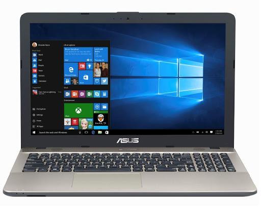 Máy tính xách tay/ Laptop Asus X541UA-GO1372T (I3-7100U) (Đen)