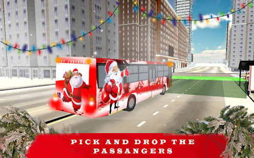 Santa Public Bus Simulator - Android Apps on Google Play