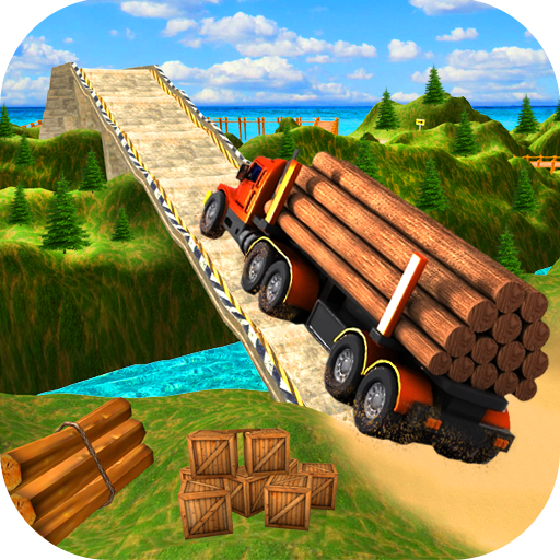 Off Road Truck Cargo Simulator - Mountain Driver (game)