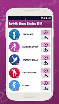 New Fortnite Dance Emotes 2018