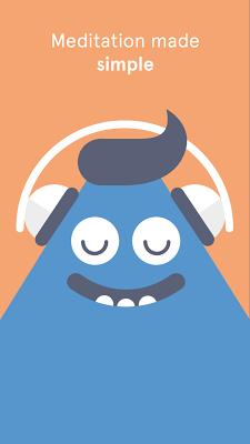 Headspace - meditation - screenshot